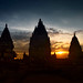 Prambanan Sunset - Java - Indonesia
