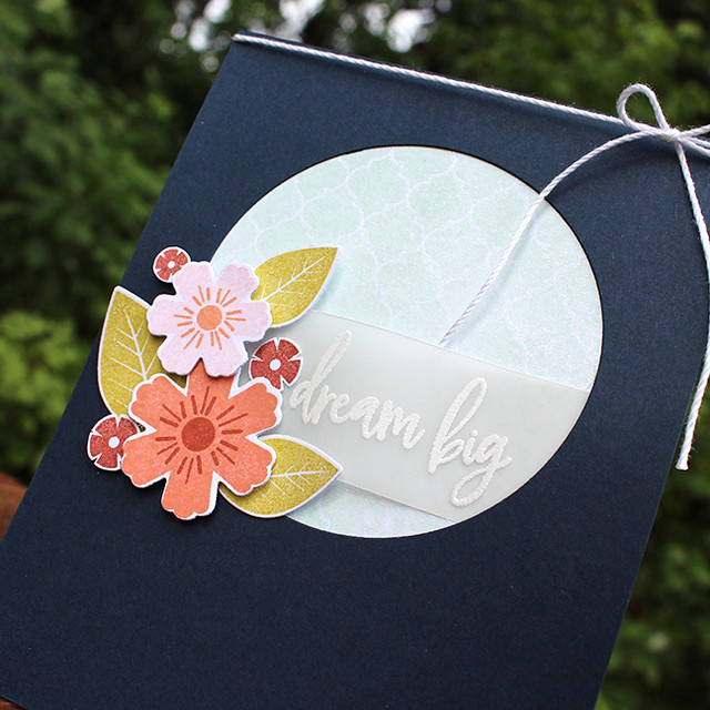 Floral Dream Big Card 3