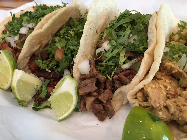 Tacos (Carnitas/Al Pastor/Carne Asada/Pollo)