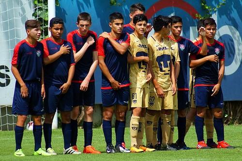 IMG_0001 [Triangular] Selección Nacional Mexicana Sub15 / Pumas UNAM / Tercera División Profesional Sub16| CAR Ciudad de México Fotografías Cortesía para Mv Fotografía Profesional / Edición y retoque www.pueblaexpres.com