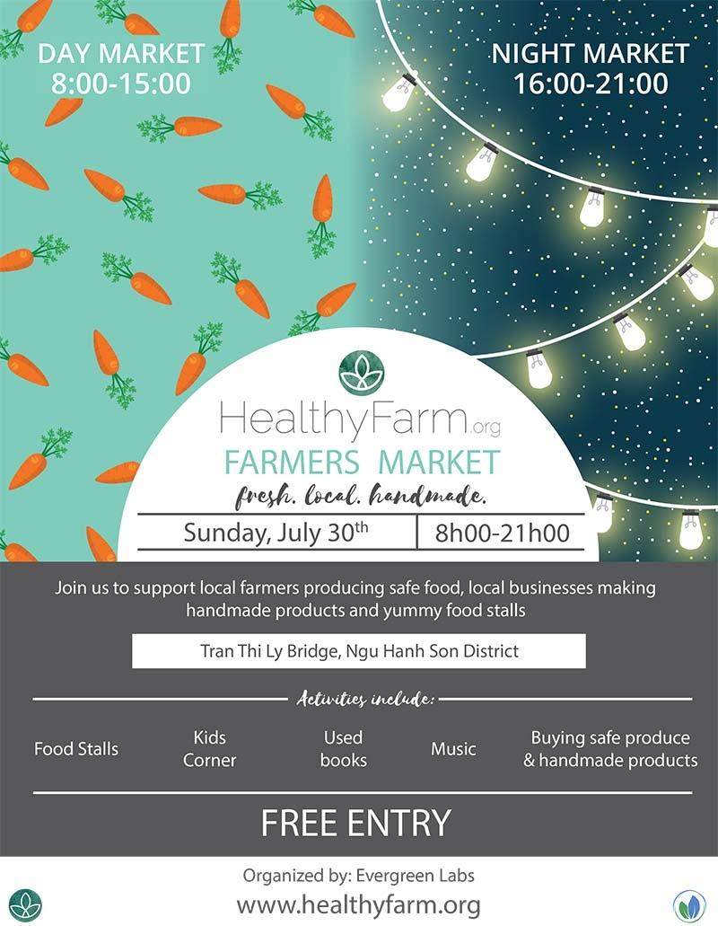 HealthyFarm - Farmer Market 1
