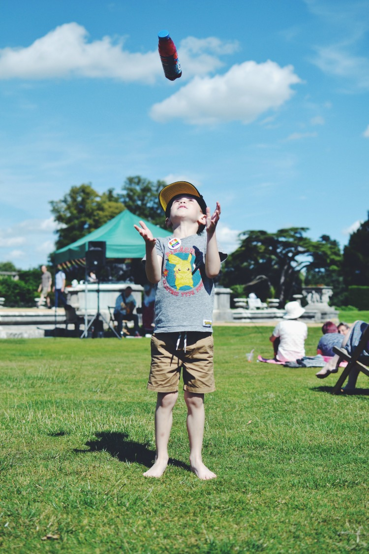 Playing Kingston Lacy