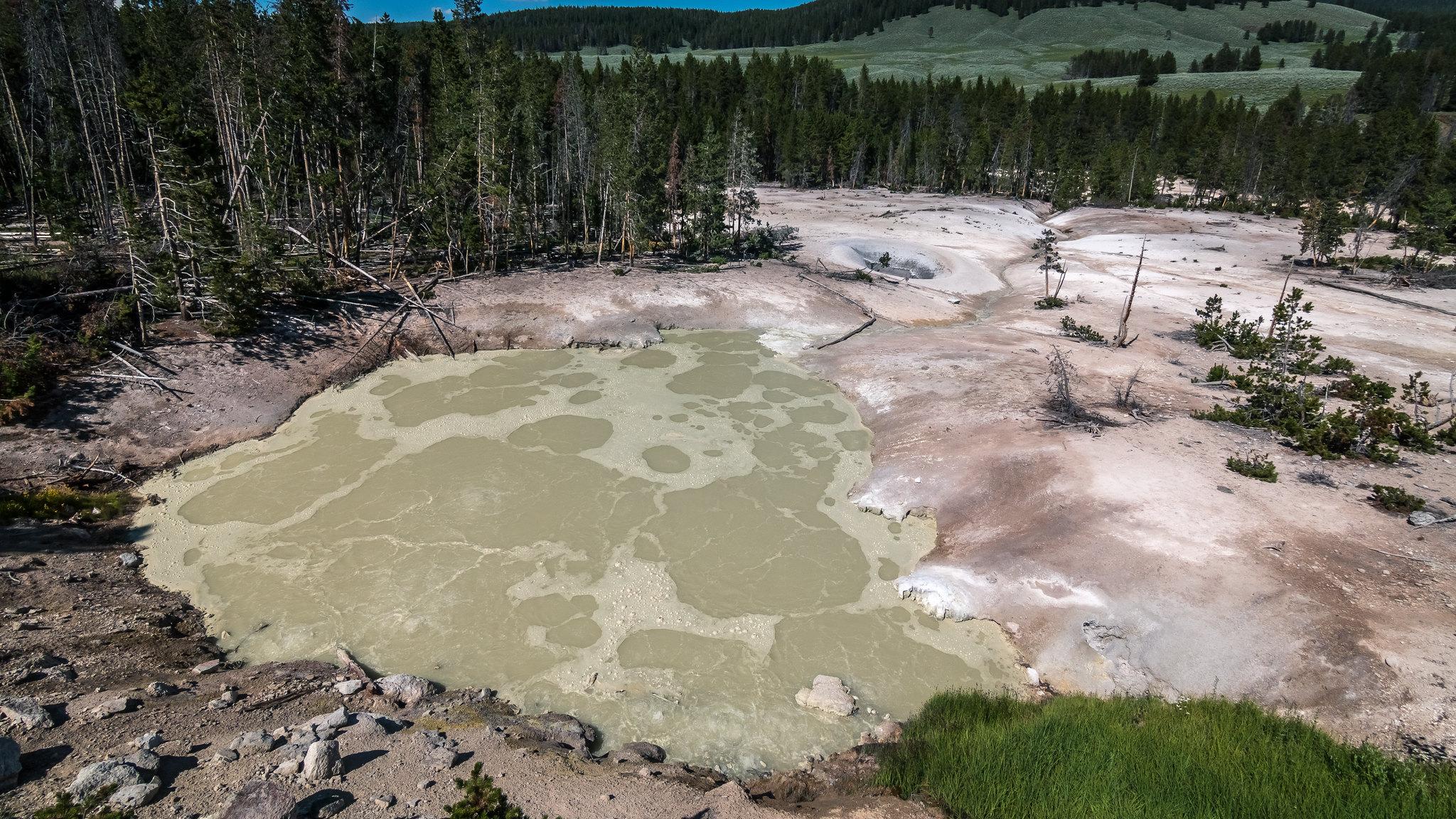 Yellowstone - Wyoming - [USA]