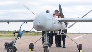 UAV Vigía 2A
