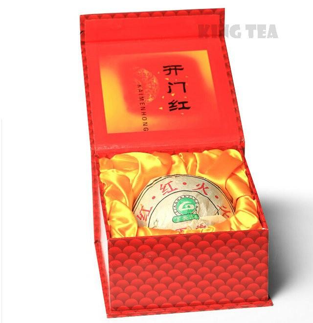 Free Shipping 2007 XiaGuan KaiMengHong Tuo Bowl 250g YunNan MengHai Organic Pu'er Raw Tea Weight Loss Slim Beauty Sheng Cha