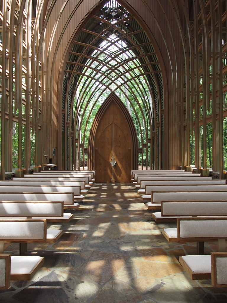 A Daily Dose Of Architecture Finding Fay Cooper Chapel