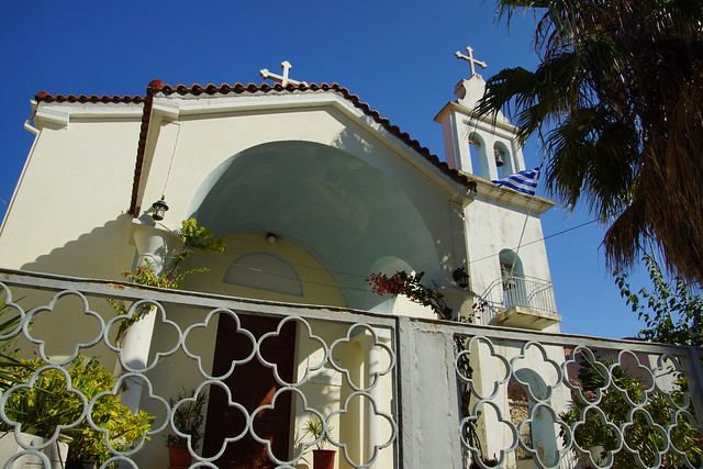 Vathi Church, Sony SLT-A65V, Tamron 16-300mm F3.5-6.3 Di II PZD