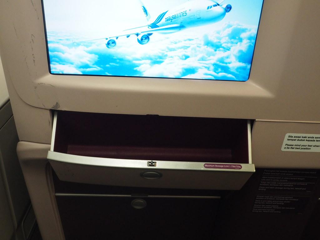 マレーシア航空A380
