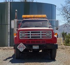 Los Angeles County CA Fire Dept - HeliTender 6 - GMC Fuel Truck (8)