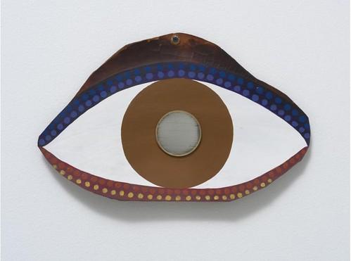 Eye, 1972, Betye Saar