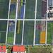 Market Garden In Aschheim by Aerial Photography