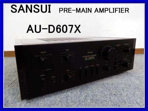 SANSUI AU-D607X