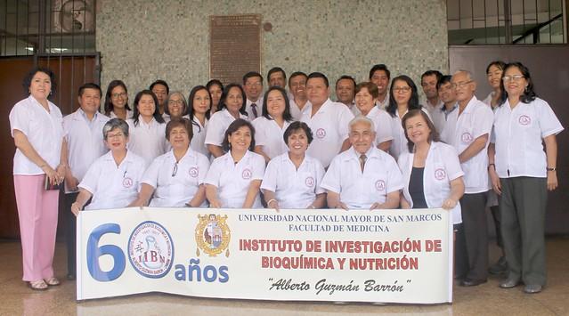 Centro de Investigación de Bioq. y Nutr.