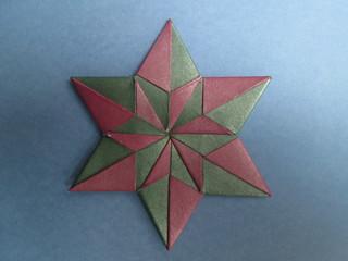 Carmen Sprung's Menorah Star