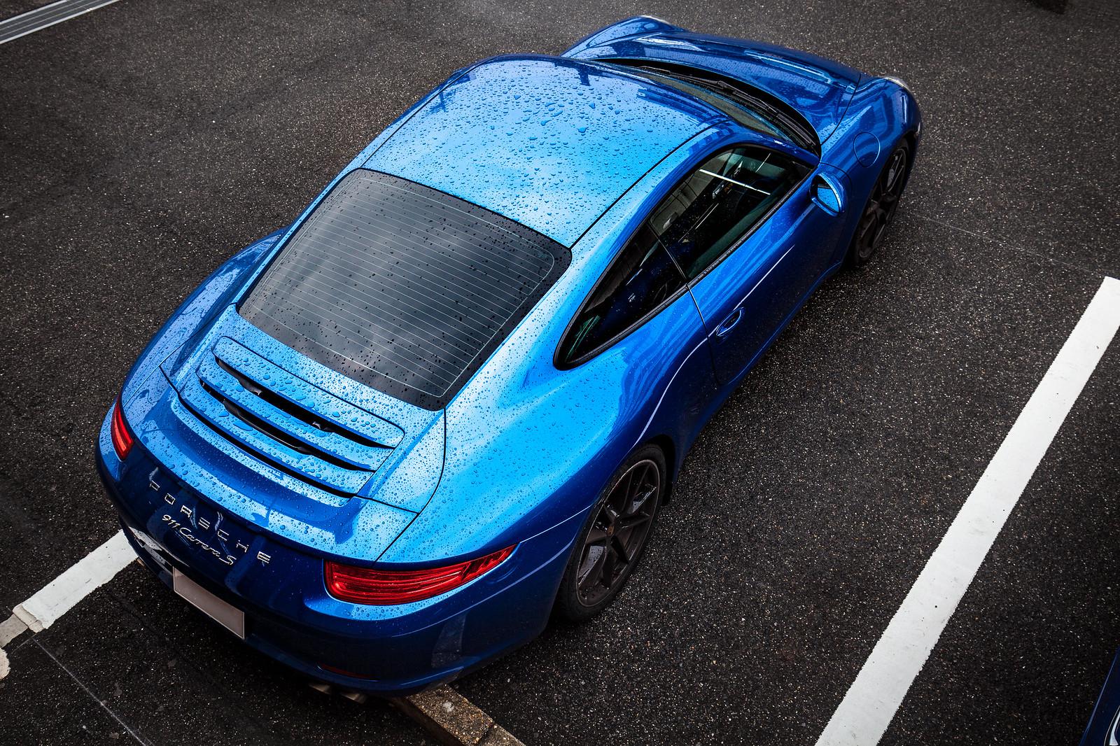 アウトガレリアルーチェ / Porsche 911(type991)
