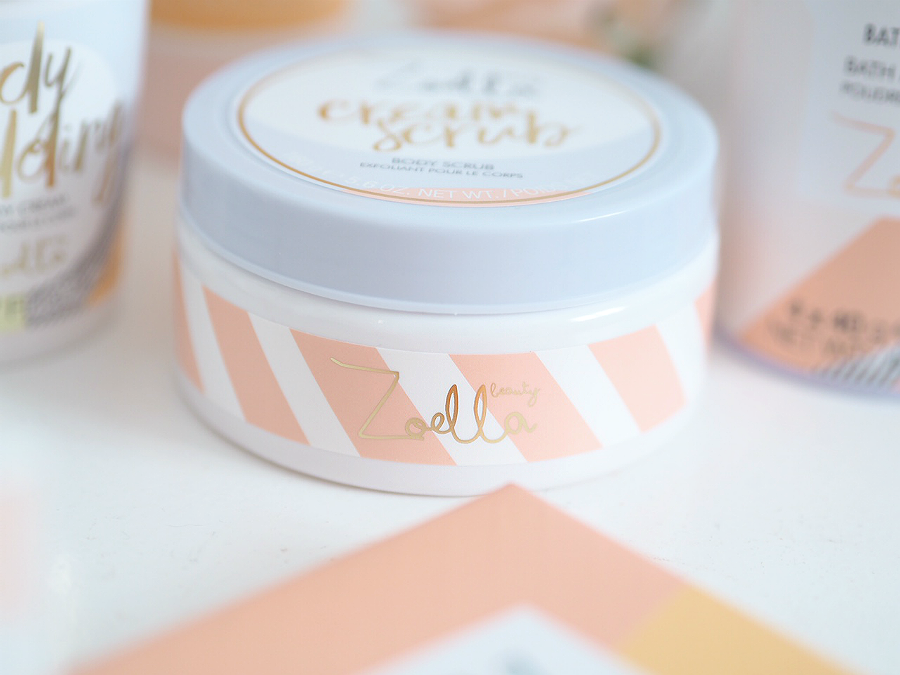 zoella beauty scrub