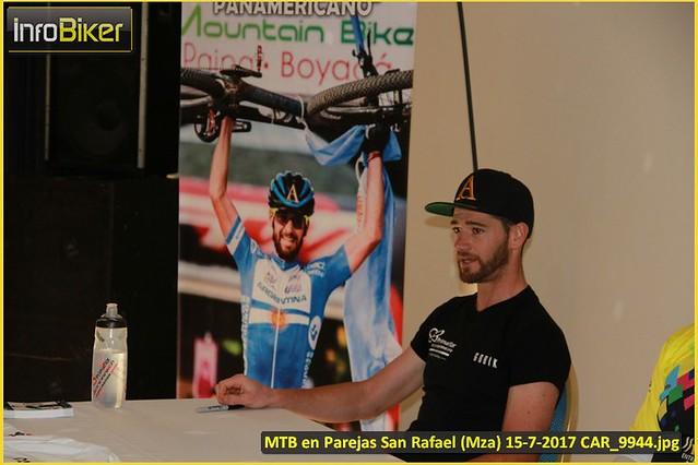 MTB en Parejas 2017