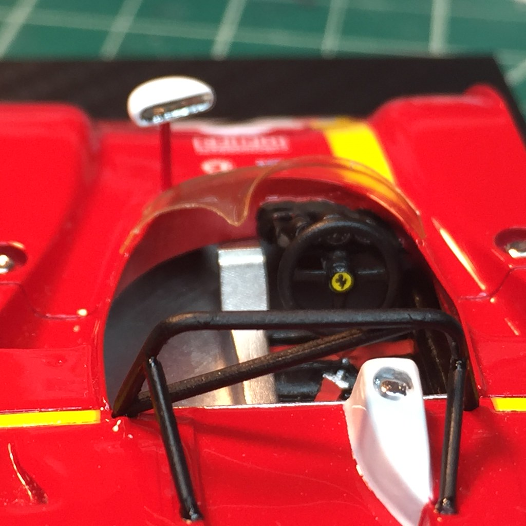 1972 Ferrari 312PB Daytona 6 hrs
