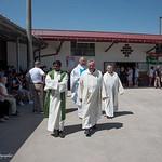 2017-07-22 - Inaugurazione chiesa a S. Giorgio di Cascia