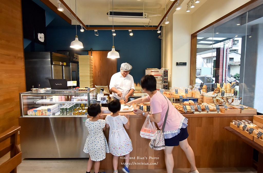 麵包食堂青海店.台中麵包01