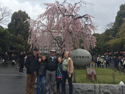 Loren and Colleen visit Tokyo