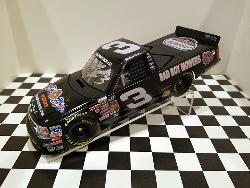 2009 Austin Dillon Bad Boy Mowers 1st Career Truck Start | Stoney's