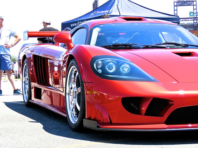 Saleen S7 Twin Turbo Competition 10