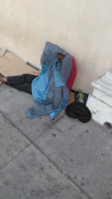 Rich & homeless