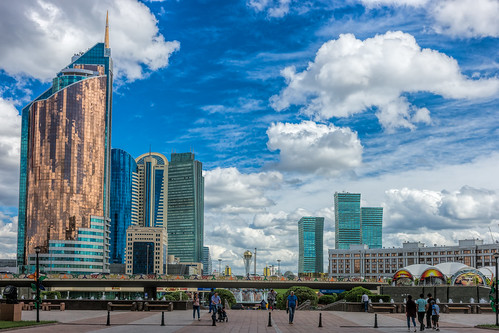 2017 kazakhstan travel expo expoastana peterlendvai phototrip sonya99 astana sky skyline architecture building city