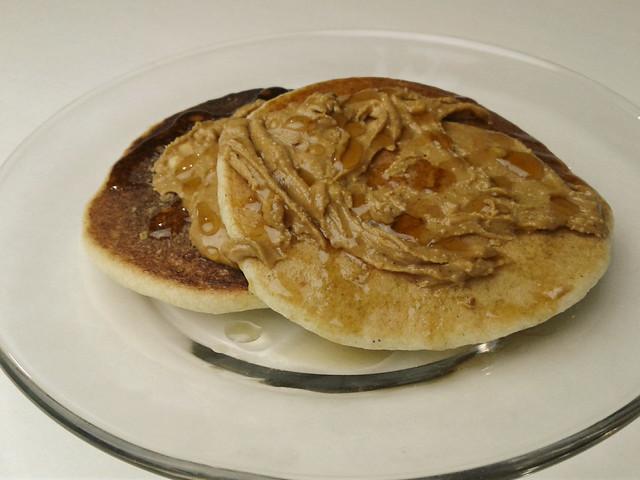 Just Like Real Pancakes, Pancakes- 2
