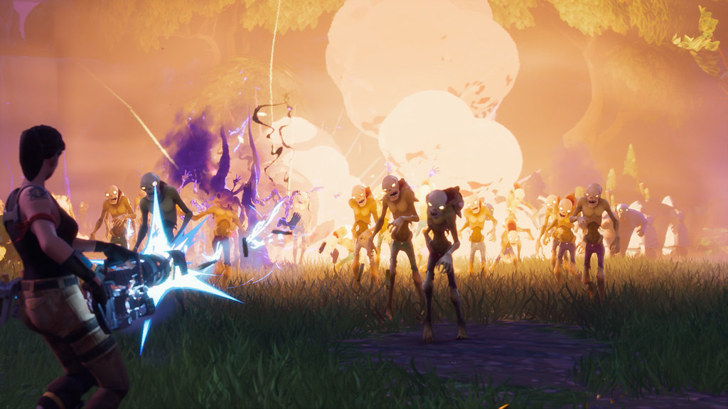 Enhanced for PS4 Pro: Fortnite, Pyre, and Shadow Tactics