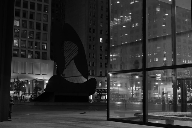 Downtown Chicago At Night - 20 July 2017 - 7D II - 196