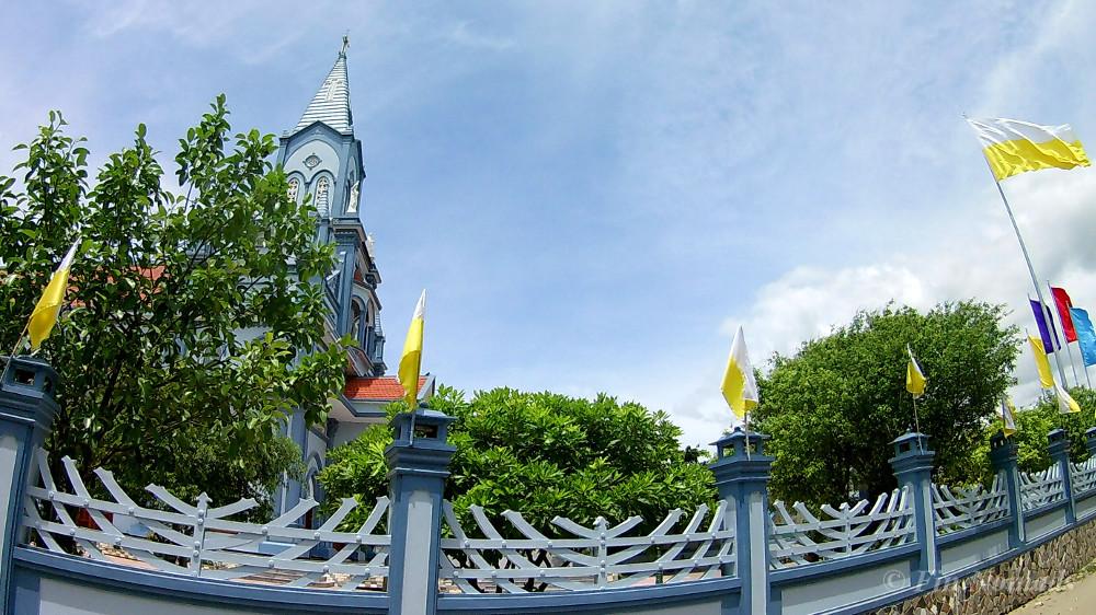 north vietnam church