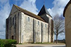 Le Blanc (Indre) - Photo of Saint-Aigny