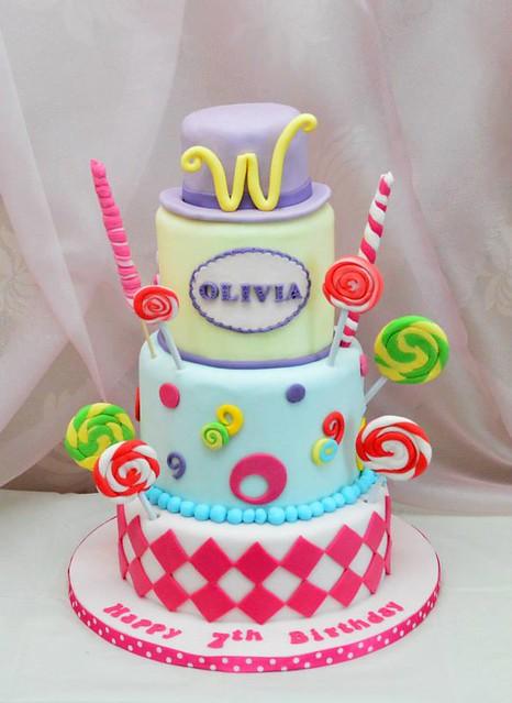 Cake by HeavenlySweets