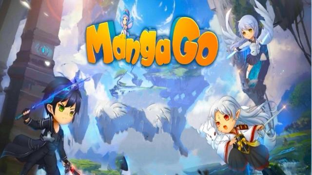 Manga go 3D v1.0 hack full cho Android