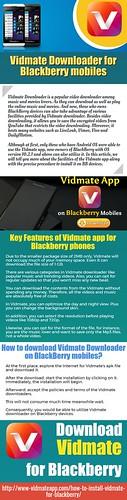 Vidmate Downloader For Blackberry Mobiles