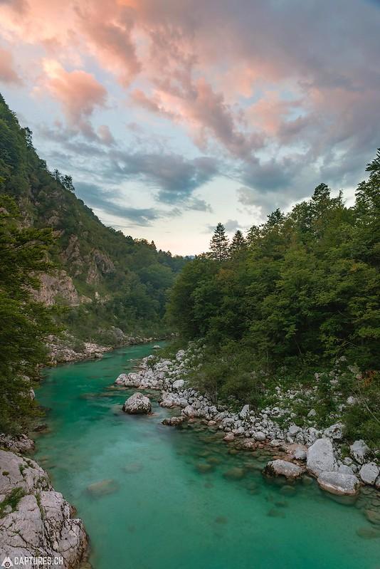 Soca river - Triglav