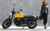 Moto-Guzzi 750 V7 III Stone 2017 - 19