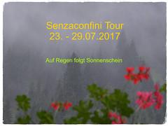 Senzaconfini 23.-29-07.2017