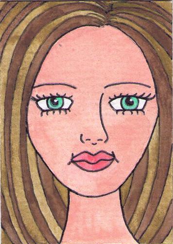 Female Faces 4of5