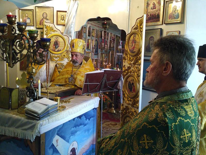 Божественна літургія 23 липня 2017 року