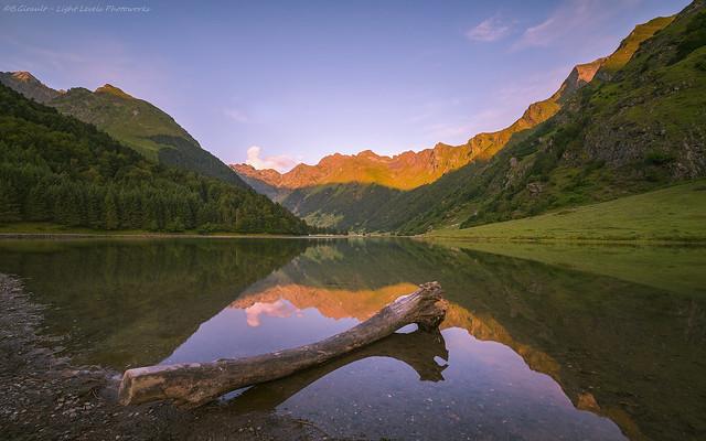 Lac d'Estaing - Pyrénées - France