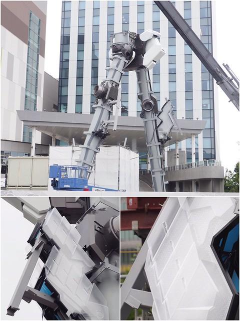 Real Gundam Unicorn Life Size