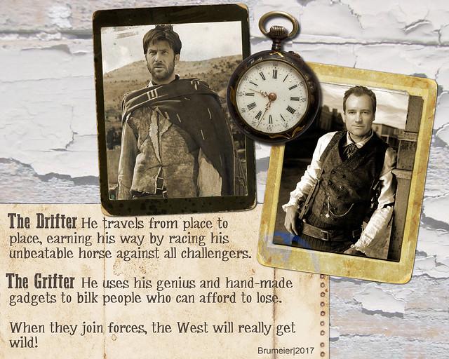 Drifter and Grifter