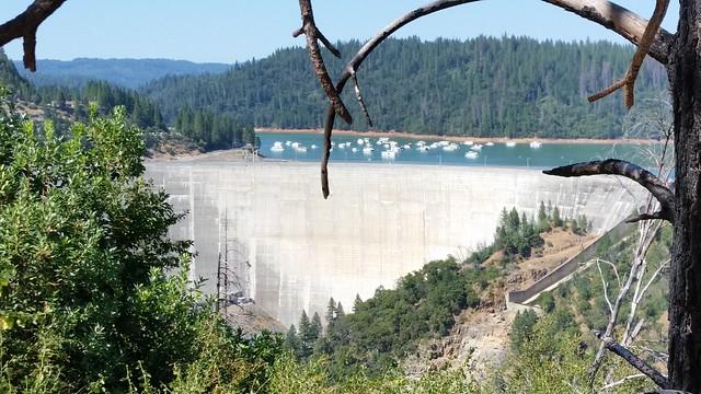 New Bullard's Bar Dam