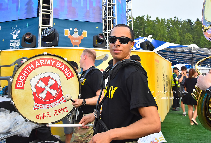 韓國大邱炸雞啤酒節旅遊景點36