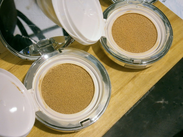 Sum37 Water-full CC Cushion Perfect Finish Shades