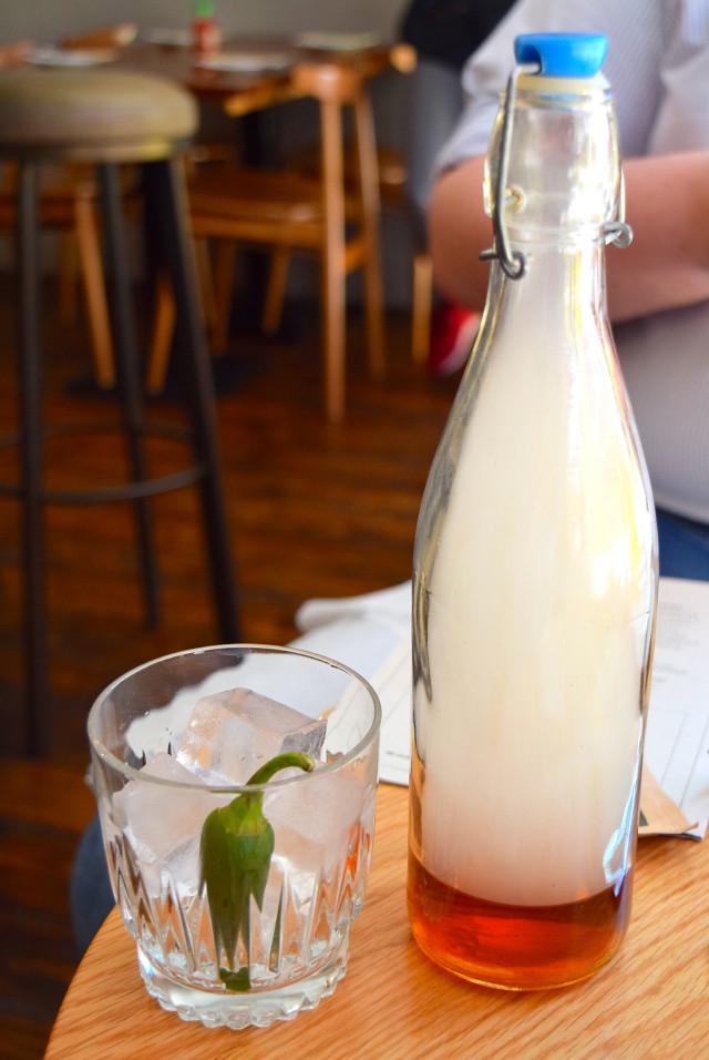 Smoked Cocktails at Bo Drake, Soho | www.rachelphipps.com @rachelphipps