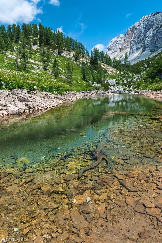 Lake Nr. 4 - Triglav National Park